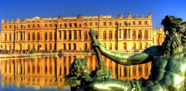 Chateau Versailles - Paris / France