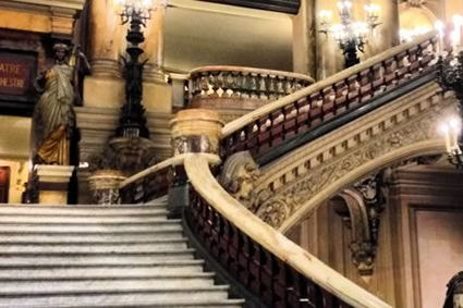 Your Paris Experience - Privileged Opéra Garnier