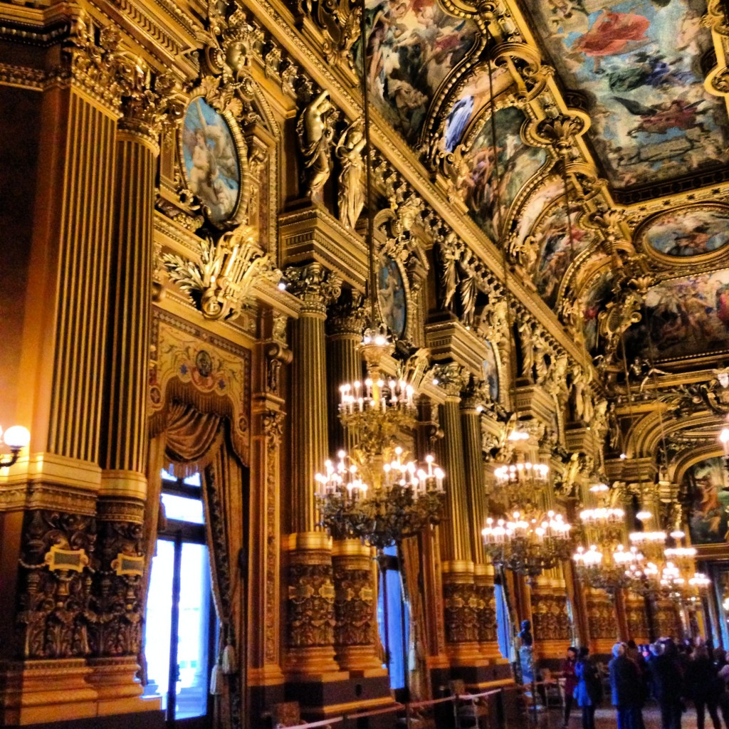 The Grand Foyer Palais Garnier : Your paris experience bespoke experiences for the