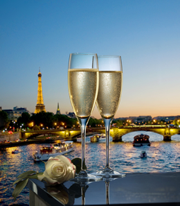 Your Paris Experience - Champagne Cruise and Eiffel Tower